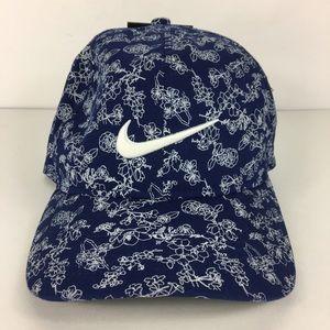 Nike Golf Aerobill Classic 99 Masters Cap Hat Blue